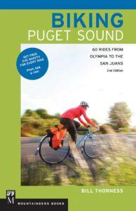Biking Puget Sound cover