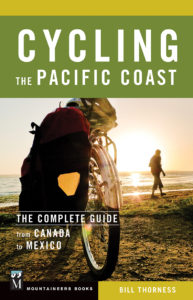 Cycling the Pacific Coast cover