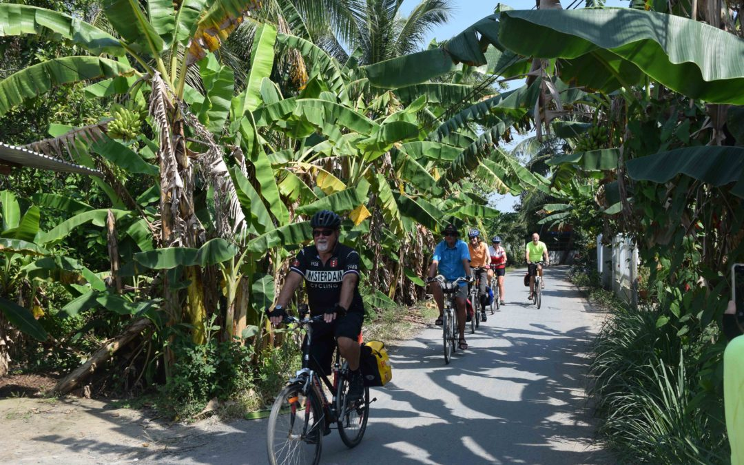 Vietnam's Mekong Delta: A Friendly, Flat Bike Tour